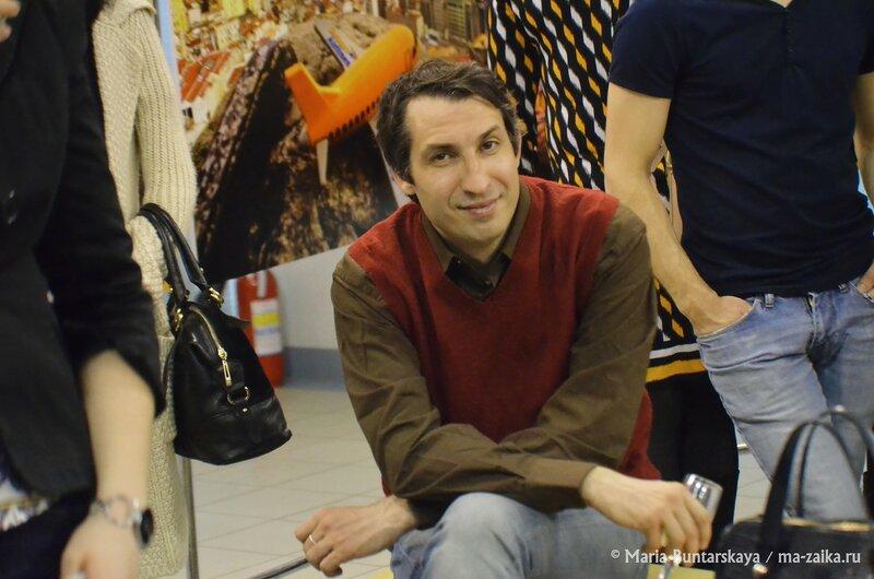 1001 фотография из сказочного Стамбула, Саратов, Атриум, 17 апреля 2015 года
