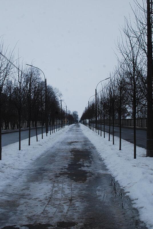 Кронштадт не в сезон (часть 2, заключительная)