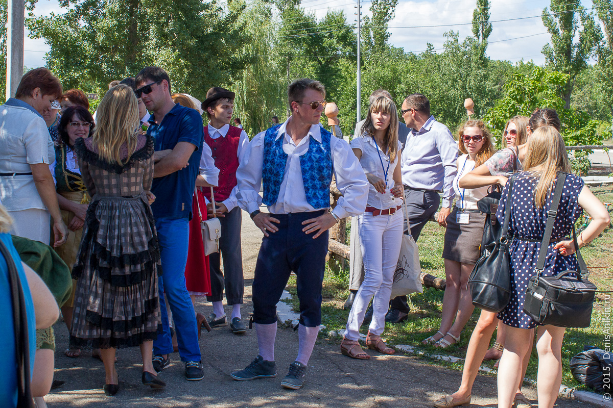 250 лет переселения немцев в Россию 9