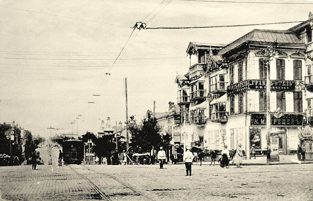 Гостиница Кузнецова