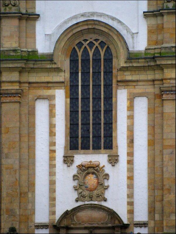Jesuitenkirche, фрагмент