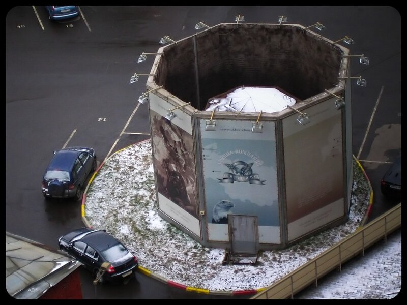 Вентиляционный киоск № 174 Сокольнической линии метрополитена