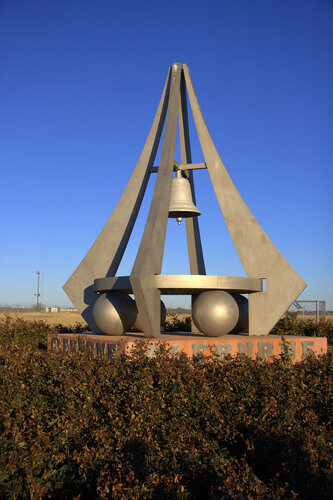 Heritage Monument in Cleburne