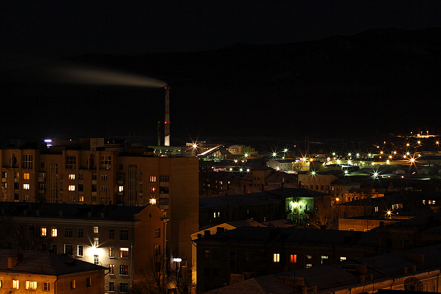 Способы фото ночью