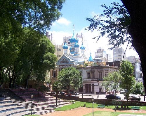 Русский Храм В Аргентине