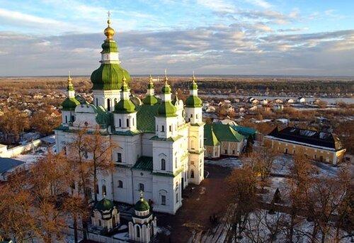 Чернигов.Свято-Троицкий кафедральный собор. Фото сайта ПРАВОСЛАВИЕ.RU