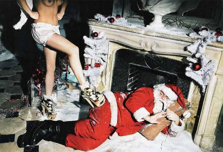 Снобистское рождество, журнал СНОБ-12-2009