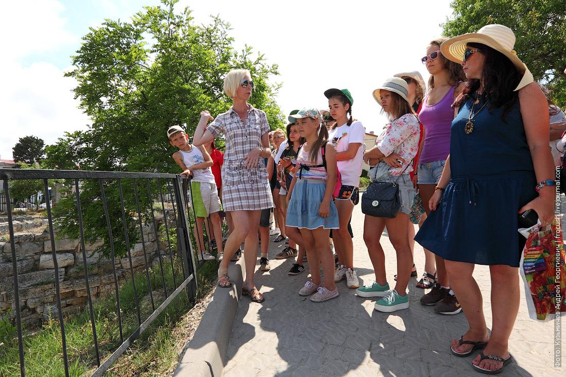Херсонес Таврический экскурсия