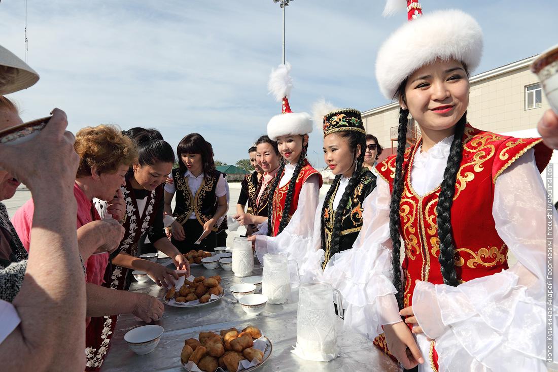 первый круиз в Казахстан