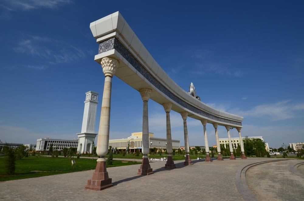 город ургенч фото