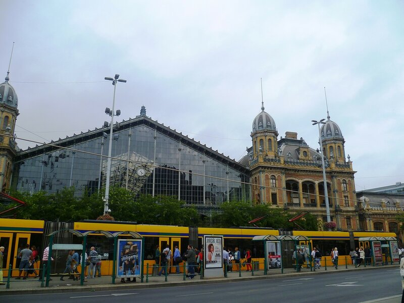 Будапешт - трамвай (Budapest - tram)