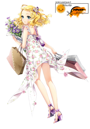 Fille_Blonde_Shopping_roses.png