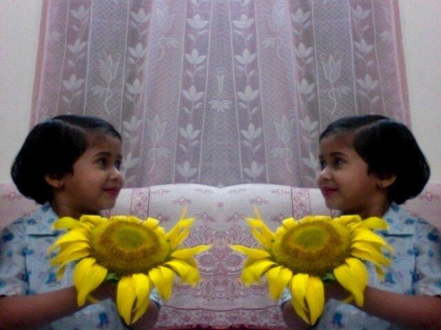 Моя индийская племянница Анаркхе