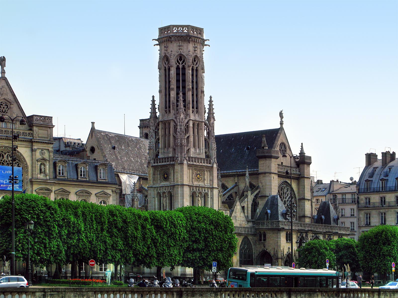Церковь Сен-Жермен л'Оксерруа