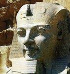 Рамзес II. Луксор.