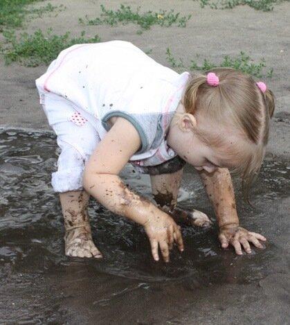 как приучить ребенка к чистоте