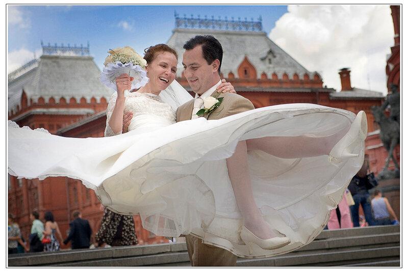 любовные фото со свадьбы и даже ню