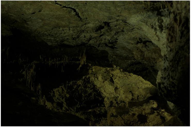 Фотографии природных интерьеров пещер Абхазии. © Фотограф Кирилл Кузьмин