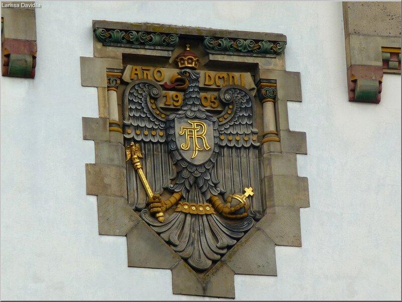 надписи на гербах