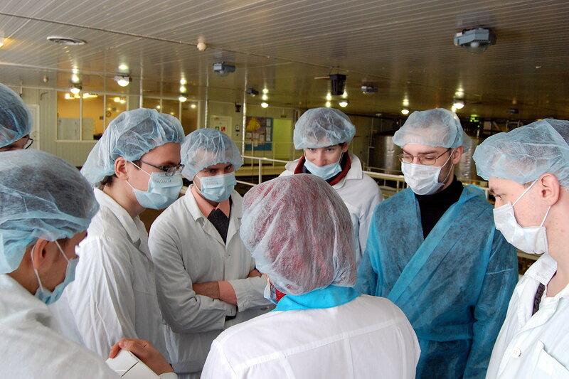 Экскурсия на фабрику мороженого «АльтерВЕСТ»