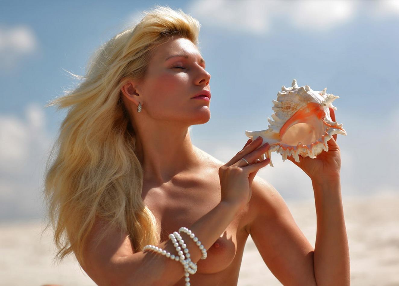 Пляж крым фото девушек