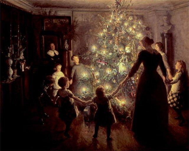 Viggo Johansen Счастливое Рождество (Happy Christmas).