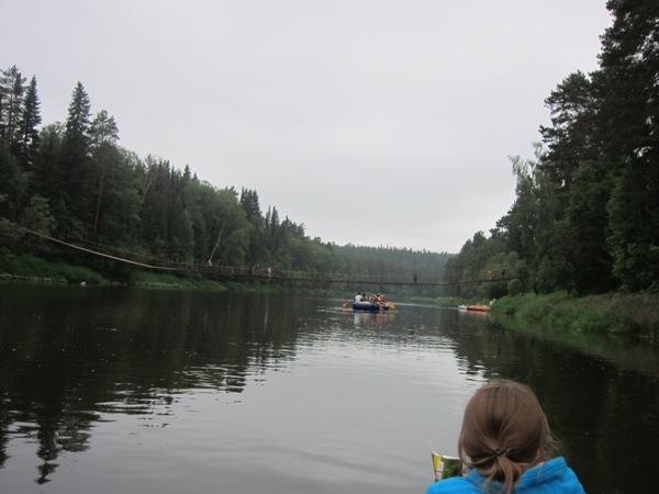 Аннушкин мост наЧусовой