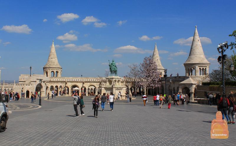 Рыбацкий бастион в Будапеште фото