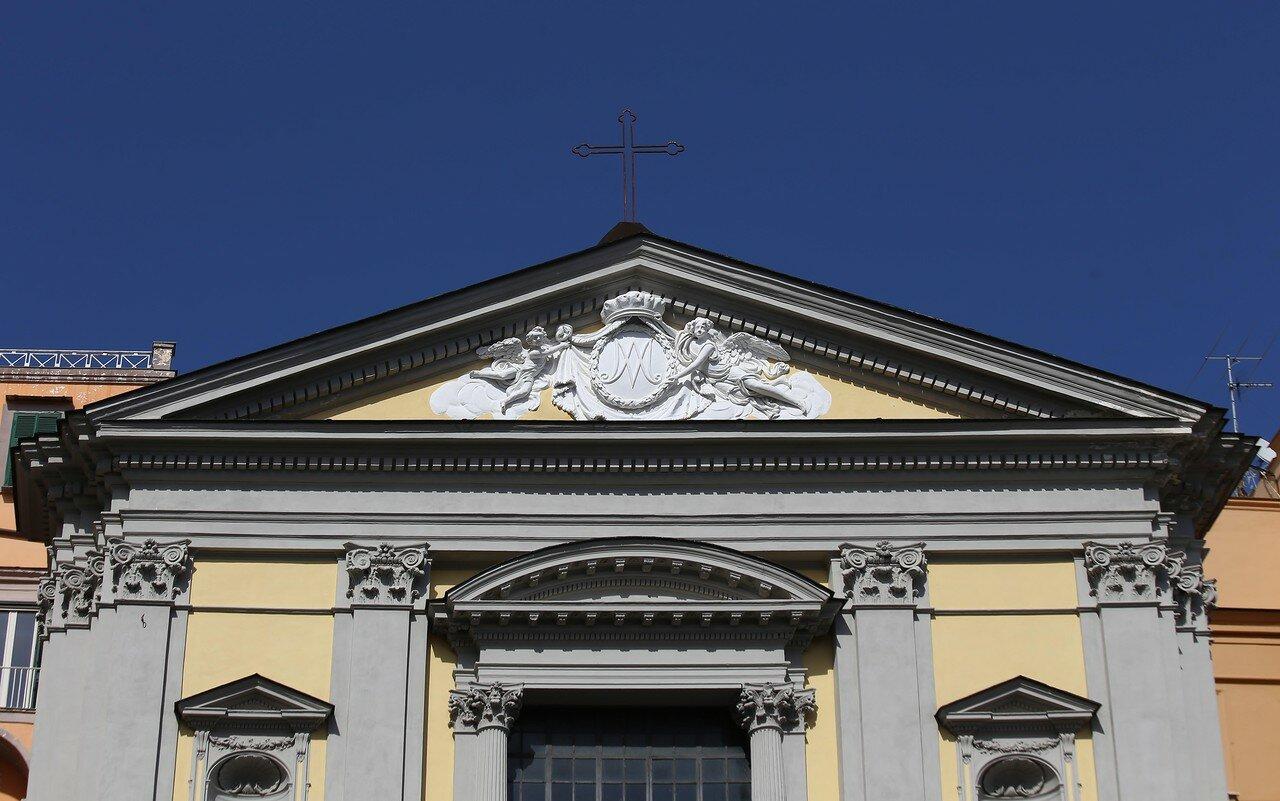 Неаполь. Церковь Сан-Фердинандо (Chiesa di San Ferdinando)