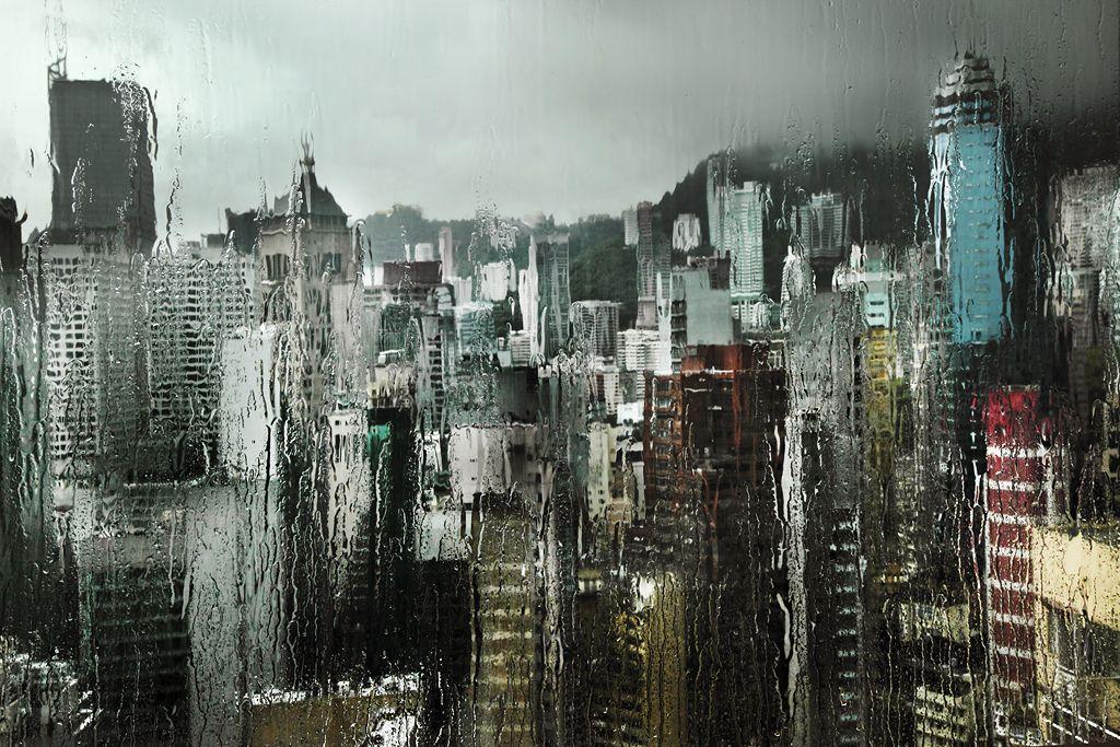 Сказка о дожде от Christophe Jacrot