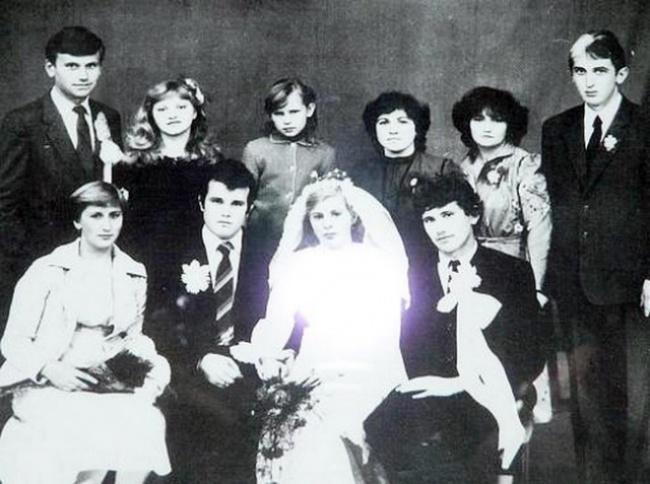 Свадьба Людмилы иВасилия Игнатенко. Зимняя вишня