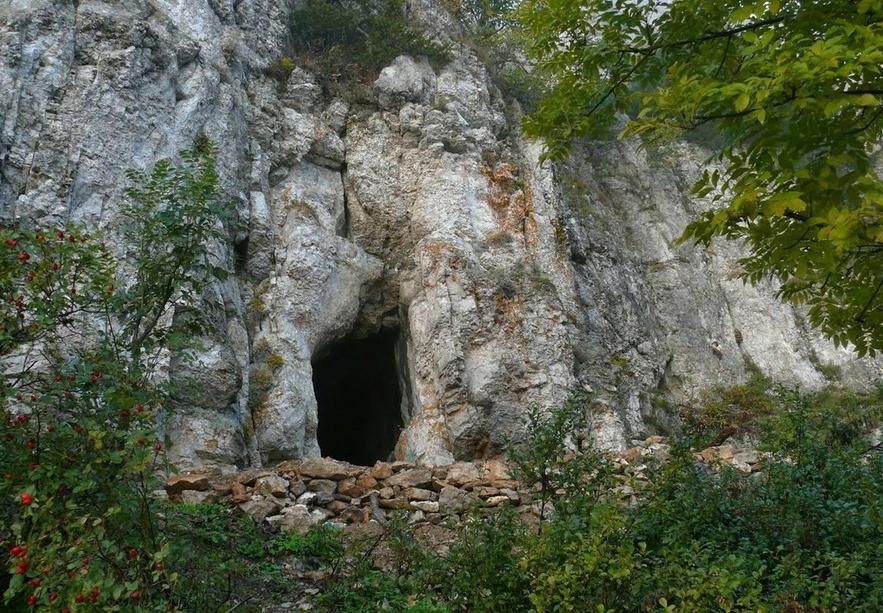 Пещера Иограф (Ай-Петринской яйла)