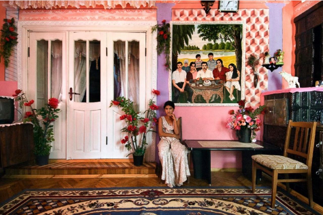 первый дома богатых цыган фото туристы