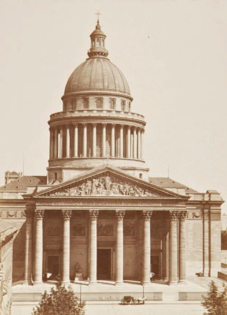 1863. Пантеон