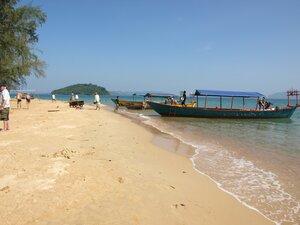 Экскурсионные пляжи хороши ракушками, чистотой и отсутствием продавцов