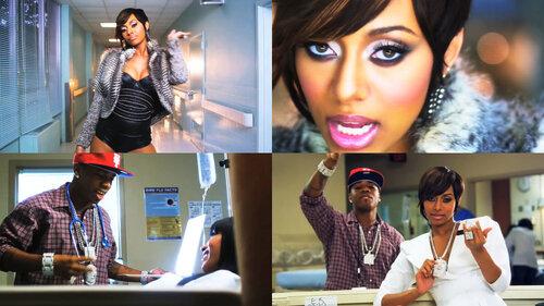 Plies Feat. Keri Hilson - Medicine (2010)