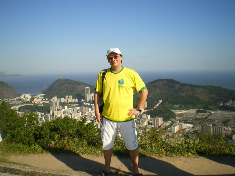 Бразилия, Рио часть вторая ))