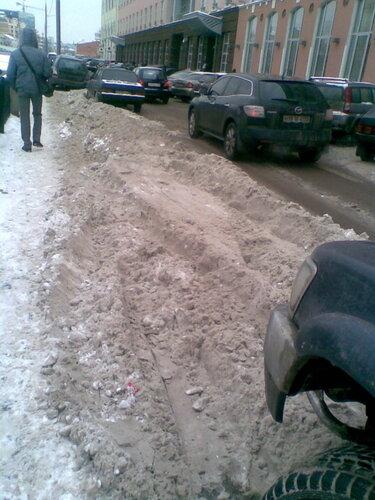 Паркуйся - не хочу