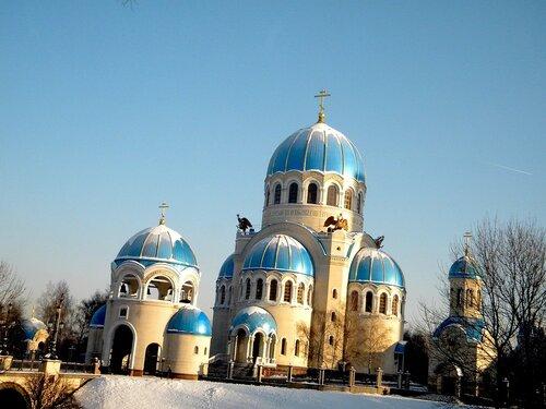 Храм Живоначальной Троицы на Каширке