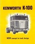 Kenworth K100 (1963-19??) (реклама))
