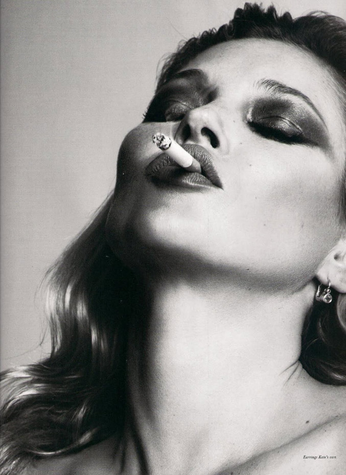 The Fashion Icons: Kate Moss (Кейт Мосс)