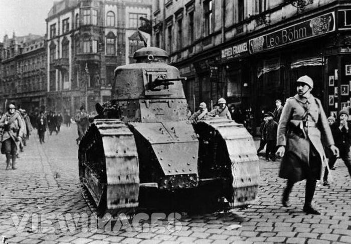 Ручной танк