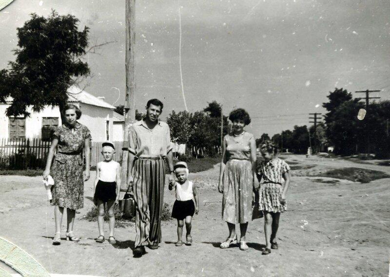 Анапа, 1956 год
