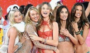 Известная компания Victoria's Secret празднует 20-летний юбилей