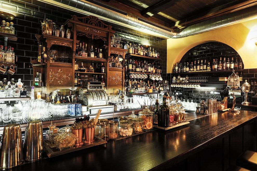 12. Hemingway Bar , Прага