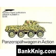 Книга Panzerspähwagen In Action