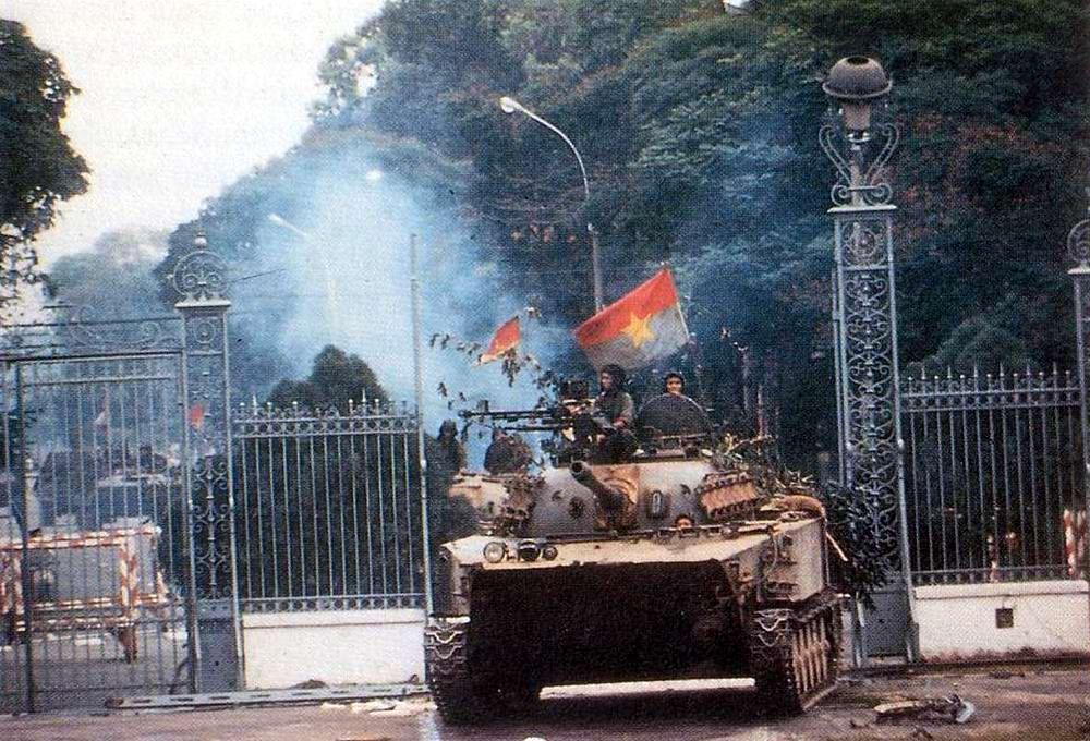 Освобождение Сайгона: как это было! К 40-летию со Дня Победы Вьетнама (США) (1)