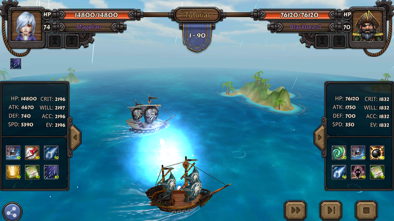 Игра Ярость семи морей