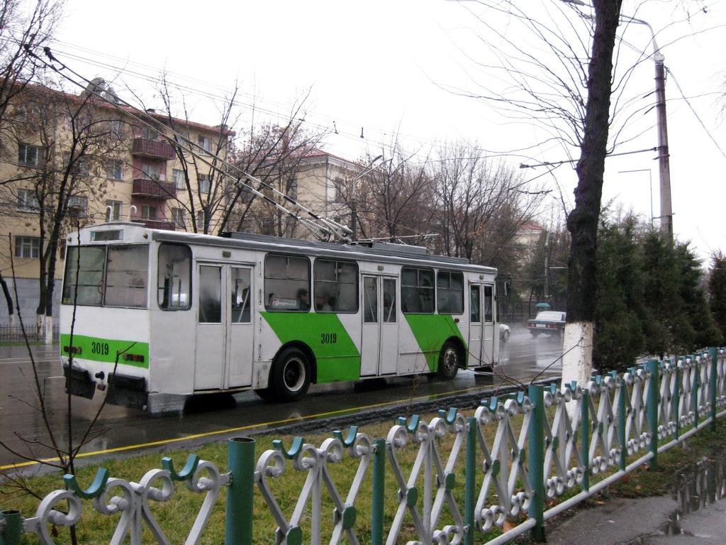 Улица Мустакиллик
