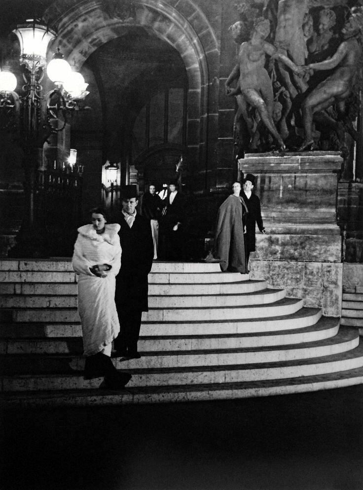 1930-е. Опера Гарнье